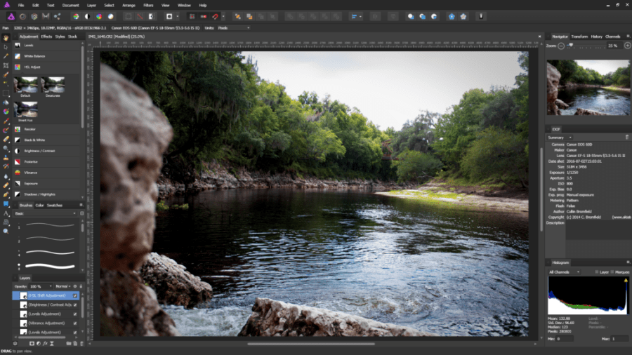Serif Affinity Photo Akiatech