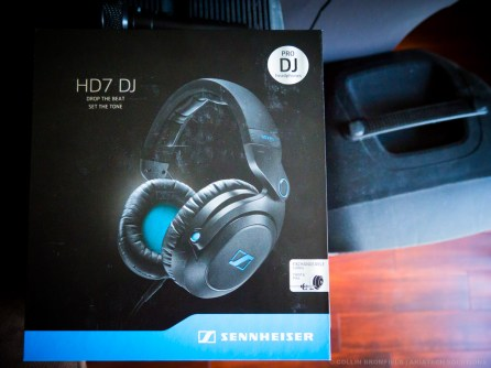 Sennheiser HD7 Box