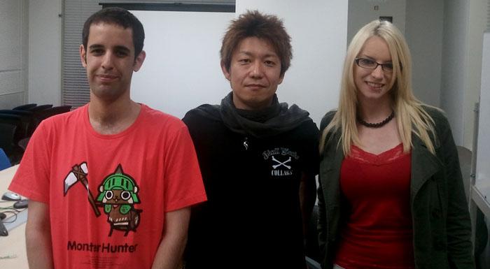 The Community Teams Interview Naoki Yoshida In Japan