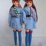 ガールスカウトの中にいたら間違いなく可愛すぎて浮いてしまうであろう制服美少女図鑑の美少女達