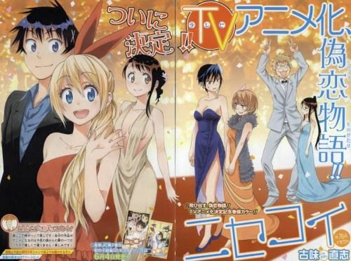 nisekoi tv anime