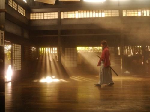 first photo from Rurouni Kenshin  new movie
