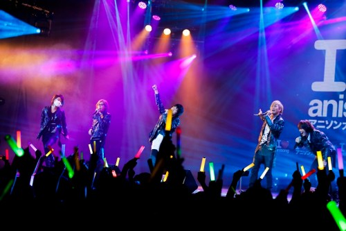 AFA2014 - I Love Anisong - ROOT FIVE - w