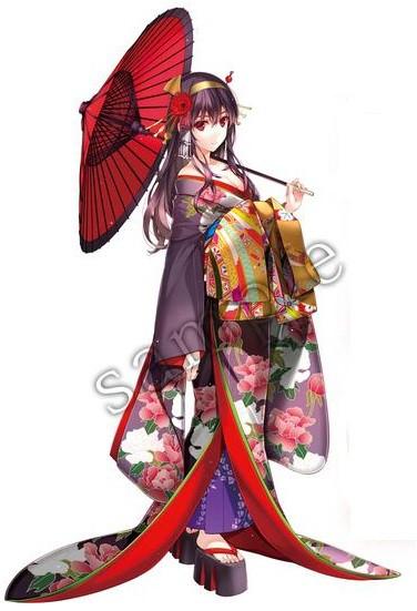 aniplex-post-illustrations-of-saekano-girls-in-kimono-02