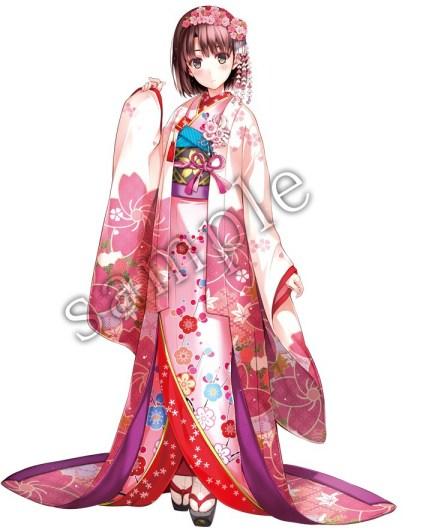 aniplex-post-illustrations-of-saekano-girls-in-kimono-03