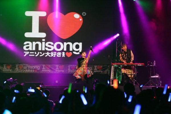 AFA2015 - I Love Anisong Reboot - GARNiDELiA 2
