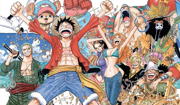 One Piece ฉลองครบ 20 ปี Shonen Jump ขอเปิด 10 โปรเจคสุดอลังการ!! - Akibatan