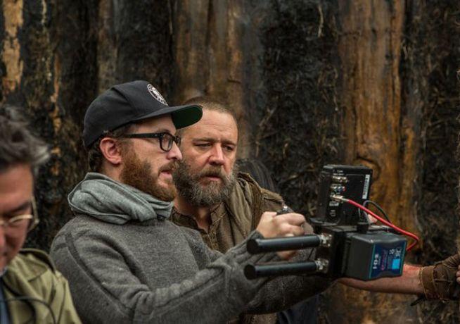 Aronofsky és Crowe