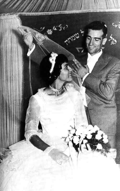Eli Cohen esküvője