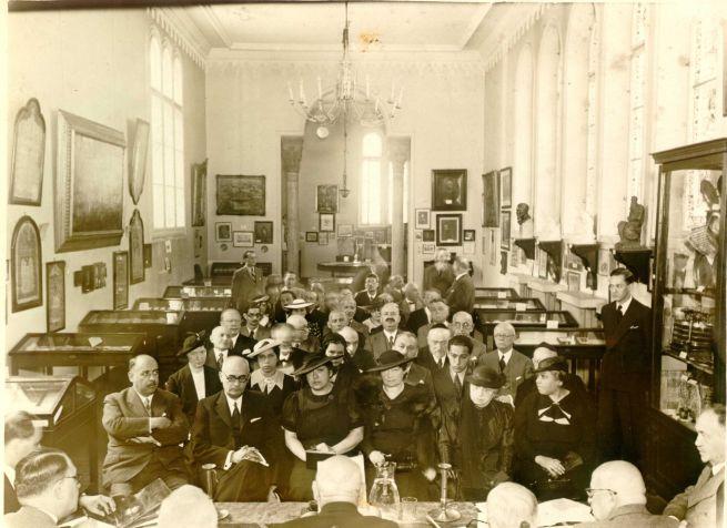 Múzeum Közgyűlés