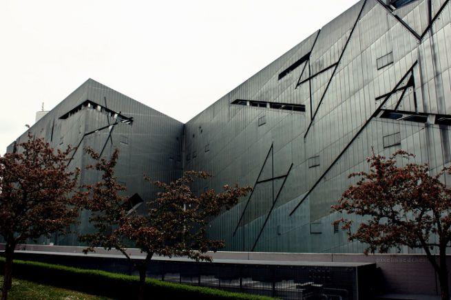 a múzeum kívülről