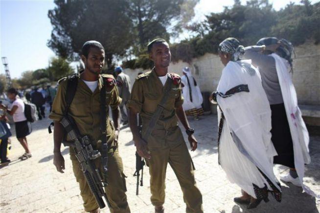 izraeli etióp katonák