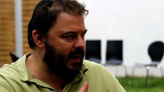 Radnóti Zoltán rabbi
