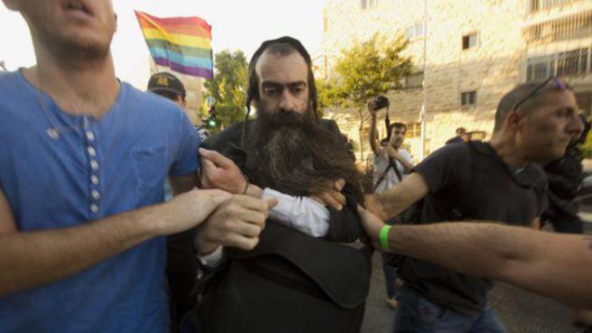 Yishai Schlissel, a jeruzsálemi késelő