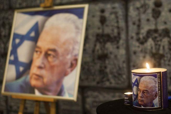 Jichak Rabin