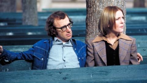 Woody Allan és Diane Keaton a Játszd újra Sam! című filmben