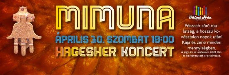 Mimuna