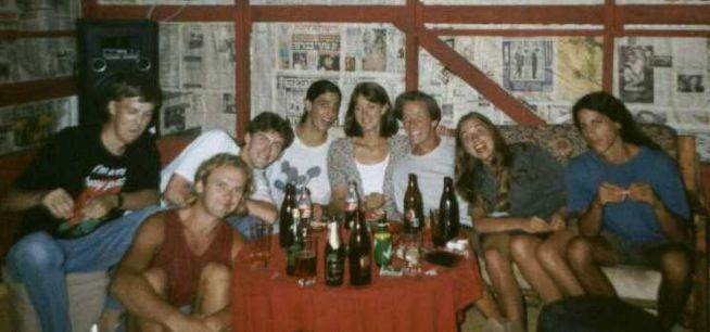 A Jad Hannah kibuc lakói 1993-ban