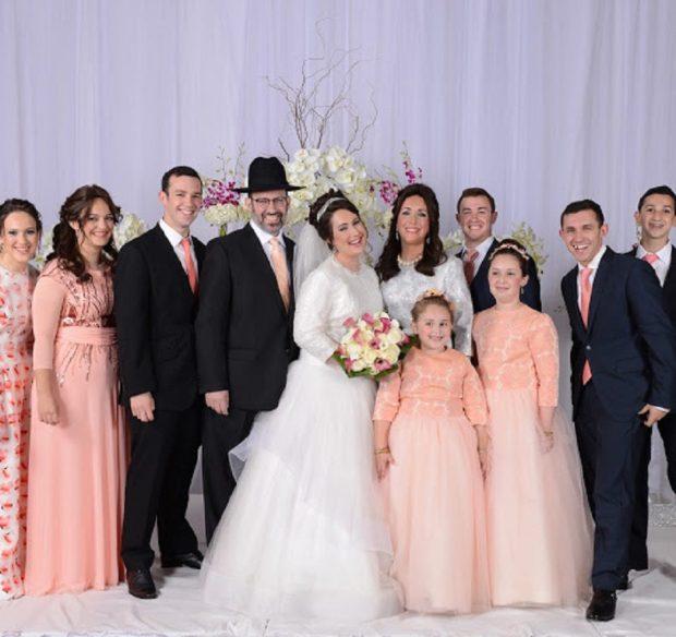 Estee Weinstein esküvője