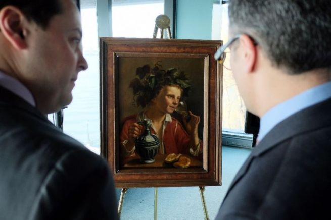 A visszaszerzett festmény