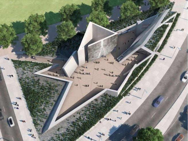 Az ottawai holokauszt-emlékmű