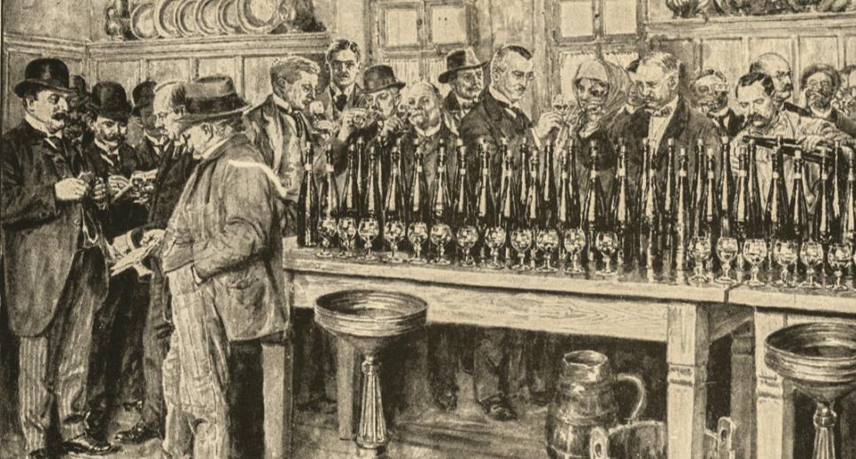 A zsidó borkereskedő család, amely világhírűvé tette Tapolcát