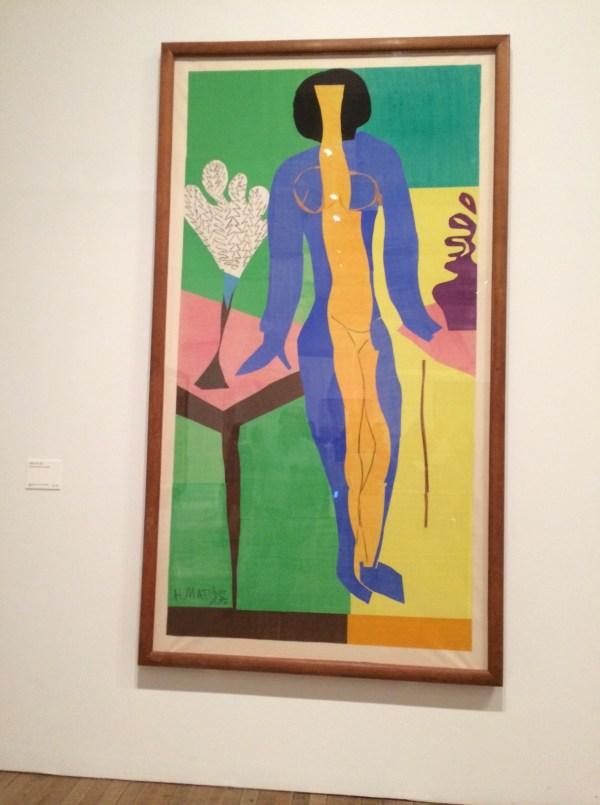 Henri Matisse Cut Outs Tate Modern Kick Arts