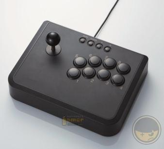 Arcade Stick de Hardcore Gamer