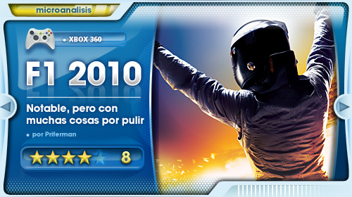 Análisis F1 2010