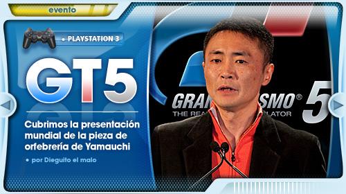Gran Turismo 5 deslumbra en su presentación mundial en Madrid