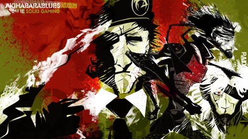 Metal Gear Solid Wallpaper by Roswell