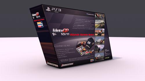 MotoGP 10/11 Edición Team Repsol Honda