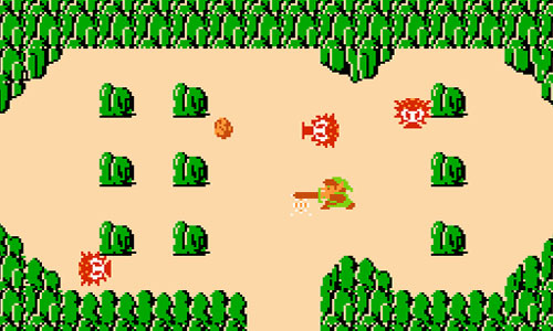 The Legend of Zelda - NES