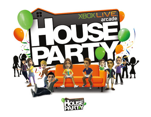 House Party MS Live Arcade
