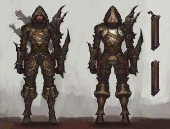 Cazador de Demonios de Diablo III