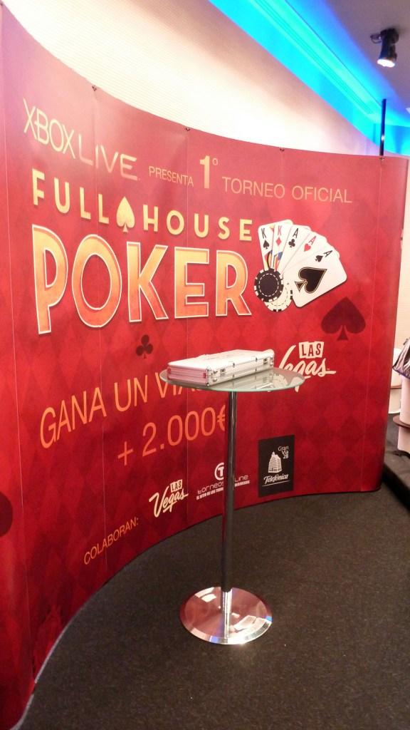 Evento Full House Poker