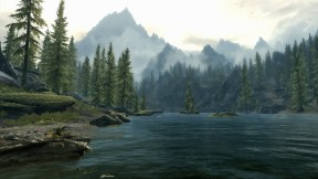 Skyrim - 1205LakeMountains
