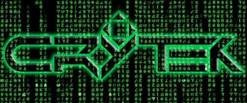 Crytek Matrix Logo Style