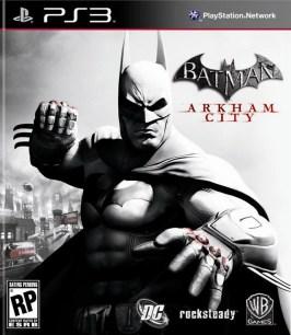 Carátula Arkham City