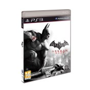 Batman Arkham City PS3 3D