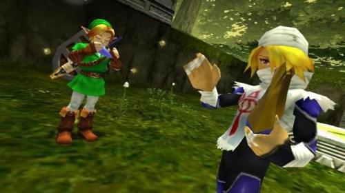 Trucos de  The Legend of Zelda Ocarina of Time 3D