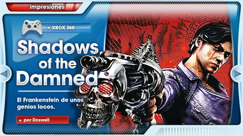 Shadows of the Damned. Primeras impresiones