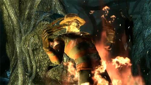 Freddy Krueger en Mortal Kombat
