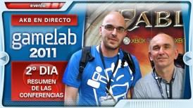 Gamelab 2011 - Resumen 2º Día