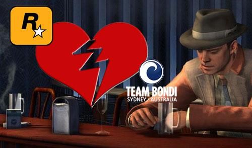 Rockstar rompe con Team Bondi