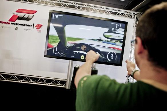 Kinect sobre ruedas