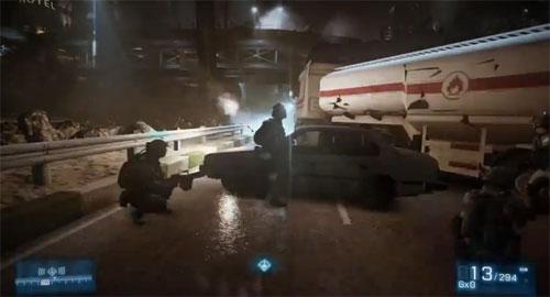 Battlefield 3 en Xbox 360