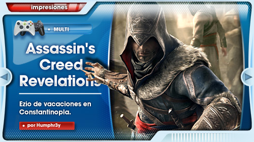 Impresiones Assassin's Creed: Revelations