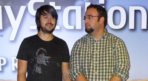 Arne Meyer y Justin Richmond