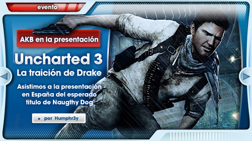 Presentación Uncharted 3